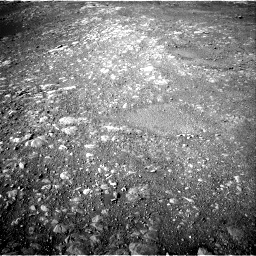 Nasa's Mars rover Curiosity acquired this image using its Right Navigation Camera on Sol 1993, at drive 1834, site number 68