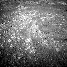 Nasa's Mars rover Curiosity acquired this image using its Right Navigation Camera on Sol 1993, at drive 1852, site number 68