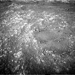 Nasa's Mars rover Curiosity acquired this image using its Right Navigation Camera on Sol 1993, at drive 1858, site number 68