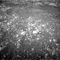 Nasa's Mars rover Curiosity acquired this image using its Right Navigation Camera on Sol 1993, at drive 1876, site number 68