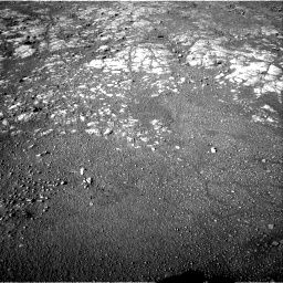 Nasa's Mars rover Curiosity acquired this image using its Right Navigation Camera on Sol 1993, at drive 1918, site number 68