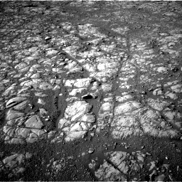 Nasa's Mars rover Curiosity acquired this image using its Right Navigation Camera on Sol 1993, at drive 1960, site number 68