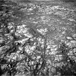 Nasa's Mars rover Curiosity acquired this image using its Right Navigation Camera on Sol 1993, at drive 1978, site number 68