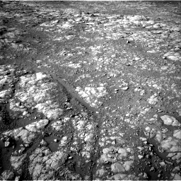 Nasa's Mars rover Curiosity acquired this image using its Right Navigation Camera on Sol 1993, at drive 1984, site number 68