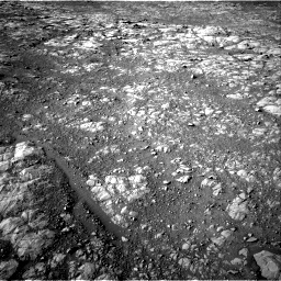 Nasa's Mars rover Curiosity acquired this image using its Right Navigation Camera on Sol 1993, at drive 1990, site number 68