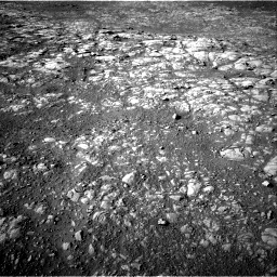 Nasa's Mars rover Curiosity acquired this image using its Right Navigation Camera on Sol 1993, at drive 2002, site number 68