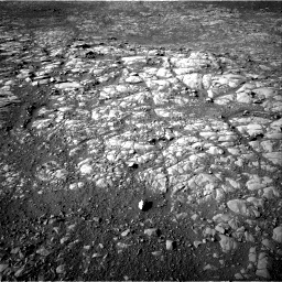 Nasa's Mars rover Curiosity acquired this image using its Right Navigation Camera on Sol 1993, at drive 2014, site number 68