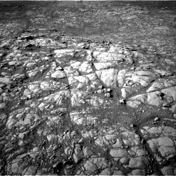 Nasa's Mars rover Curiosity acquired this image using its Right Navigation Camera on Sol 1993, at drive 2026, site number 68
