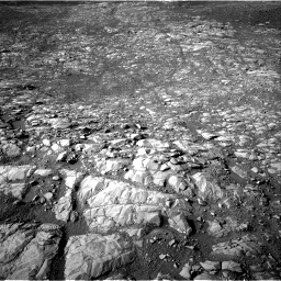 Nasa's Mars rover Curiosity acquired this image using its Right Navigation Camera on Sol 1993, at drive 2044, site number 68