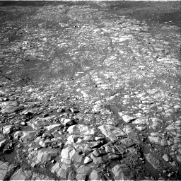 Nasa's Mars rover Curiosity acquired this image using its Right Navigation Camera on Sol 1993, at drive 2050, site number 68