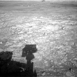 Nasa's Mars rover Curiosity acquired this image using its Right Navigation Camera on Sol 1993, at drive 2074, site number 68