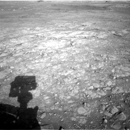 Nasa's Mars rover Curiosity acquired this image using its Right Navigation Camera on Sol 1993, at drive 2080, site number 68