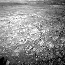 Nasa's Mars rover Curiosity acquired this image using its Right Navigation Camera on Sol 1993, at drive 2086, site number 68