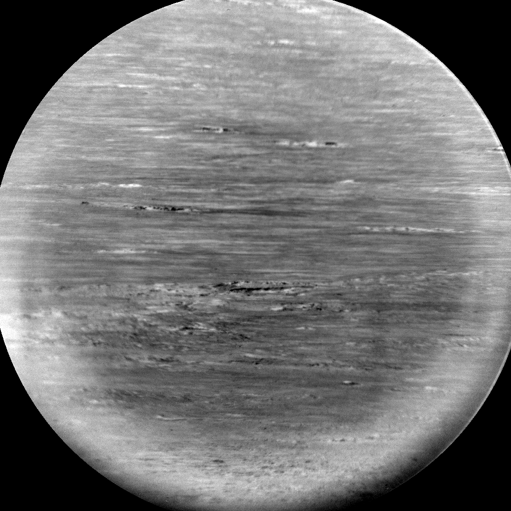 Nasa's Mars rover Curiosity acquired this image using its Chemistry & Camera (ChemCam) on Sol 1993, at drive 1816, site number 68