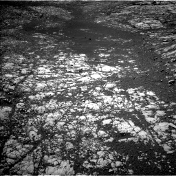 Nasa's Mars rover Curiosity acquired this image using its Left Navigation Camera on Sol 1996, at drive 2264, site number 68