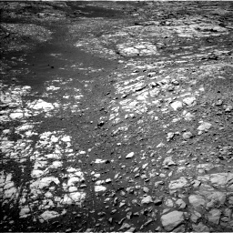 Nasa's Mars rover Curiosity acquired this image using its Left Navigation Camera on Sol 1996, at drive 2276, site number 68