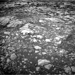 Nasa's Mars rover Curiosity acquired this image using its Left Navigation Camera on Sol 1996, at drive 2318, site number 68