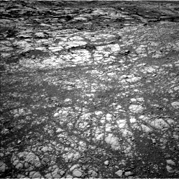 Nasa's Mars rover Curiosity acquired this image using its Left Navigation Camera on Sol 1996, at drive 2342, site number 68