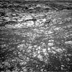 Nasa's Mars rover Curiosity acquired this image using its Left Navigation Camera on Sol 1996, at drive 2348, site number 68