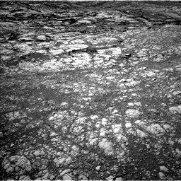 Nasa's Mars rover Curiosity acquired this image using its Left Navigation Camera on Sol 1996, at drive 2360, site number 68