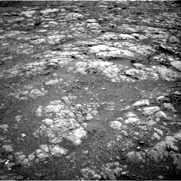 Nasa's Mars rover Curiosity acquired this image using its Right Navigation Camera on Sol 1996, at drive 2102, site number 68