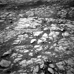 Nasa's Mars rover Curiosity acquired this image using its Right Navigation Camera on Sol 1996, at drive 2144, site number 68