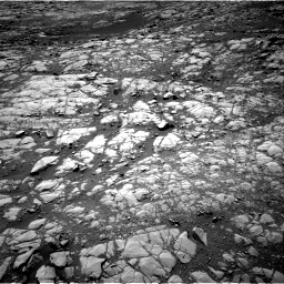 Nasa's Mars rover Curiosity acquired this image using its Right Navigation Camera on Sol 1996, at drive 2150, site number 68