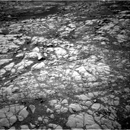 Nasa's Mars rover Curiosity acquired this image using its Right Navigation Camera on Sol 1996, at drive 2156, site number 68