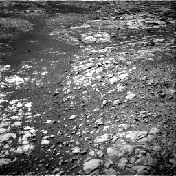 Nasa's Mars rover Curiosity acquired this image using its Right Navigation Camera on Sol 1996, at drive 2276, site number 68