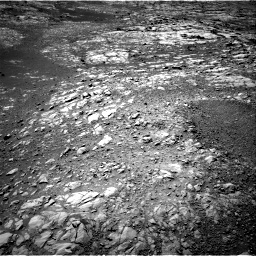 Nasa's Mars rover Curiosity acquired this image using its Right Navigation Camera on Sol 1996, at drive 2282, site number 68