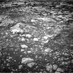 Nasa's Mars rover Curiosity acquired this image using its Right Navigation Camera on Sol 1996, at drive 2318, site number 68