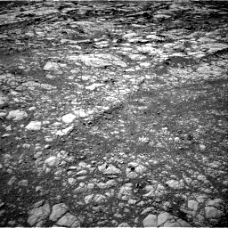 Nasa's Mars rover Curiosity acquired this image using its Right Navigation Camera on Sol 1996, at drive 2324, site number 68