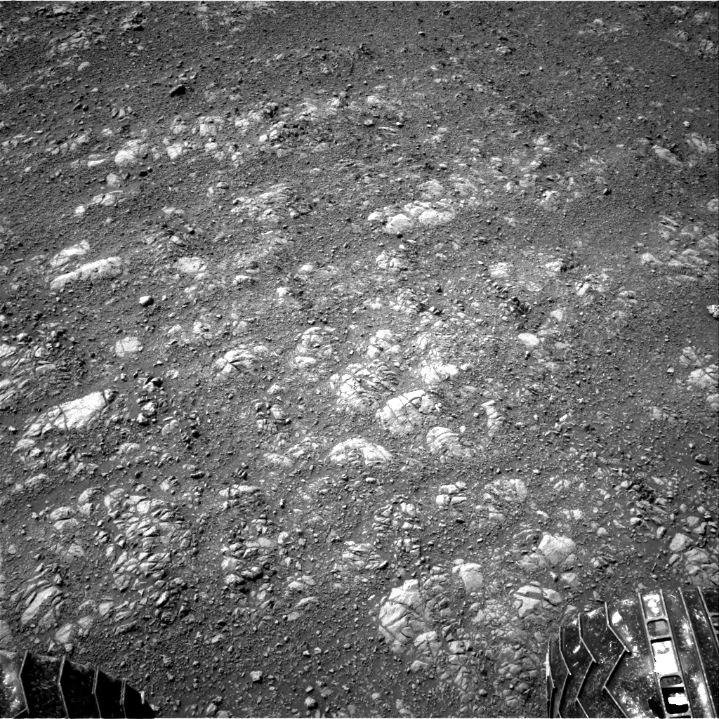 Nasa's Mars rover Curiosity acquired this image using its Right Navigation Camera on Sol 1996, at drive 2396, site number 68