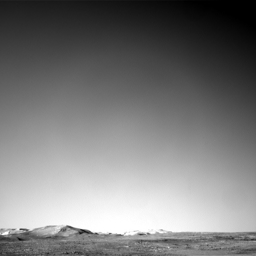 Nasa's Mars rover Curiosity acquired this image using its Right Navigation Camera on Sol 1997, at drive 2396, site number 68
