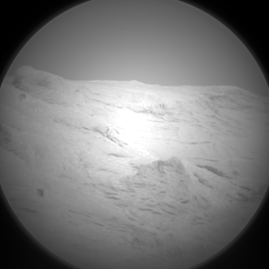 Nasa's Mars rover Curiosity acquired this image using its Chemistry & Camera (ChemCam) on Sol 1998, at drive 2396, site number 68