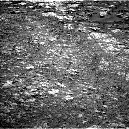 Nasa's Mars rover Curiosity acquired this image using its Left Navigation Camera on Sol 1998, at drive 2456, site number 68