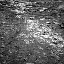 Nasa's Mars rover Curiosity acquired this image using its Left Navigation Camera on Sol 1998, at drive 2468, site number 68