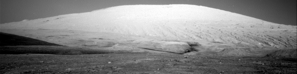 Nasa's Mars rover Curiosity acquired this image using its Right Navigation Camera on Sol 1998, at drive 2484, site number 68