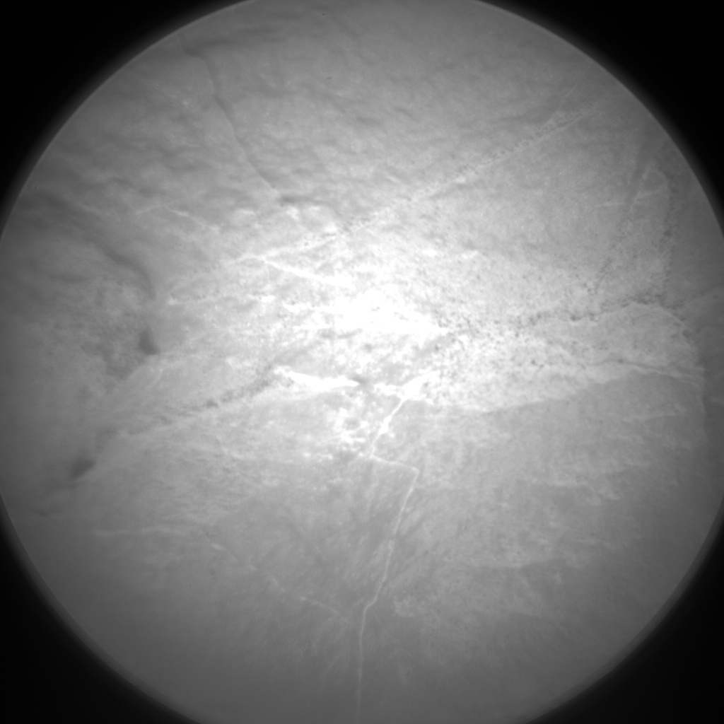 Nasa's Mars rover Curiosity acquired this image using its Chemistry & Camera (ChemCam) on Sol 1999, at drive 2484, site number 68