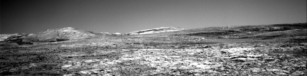 Nasa's Mars rover Curiosity acquired this image using its Right Navigation Camera on Sol 1999, at drive 2484, site number 68