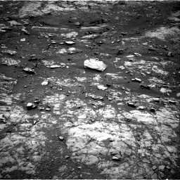 Nasa's Mars rover Curiosity acquired this image using its Right Navigation Camera on Sol 1999, at drive 2490, site number 68