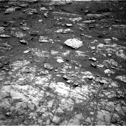 Nasa's Mars rover Curiosity acquired this image using its Right Navigation Camera on Sol 1999, at drive 2514, site number 68