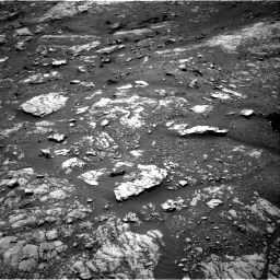 Nasa's Mars rover Curiosity acquired this image using its Right Navigation Camera on Sol 1999, at drive 2526, site number 68