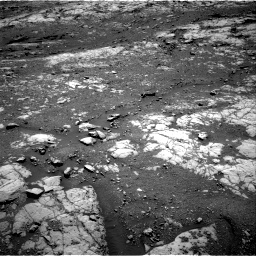 Nasa's Mars rover Curiosity acquired this image using its Right Navigation Camera on Sol 1999, at drive 2562, site number 68