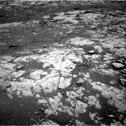 Nasa's Mars rover Curiosity acquired this image using its Right Navigation Camera on Sol 1999, at drive 2574, site number 68