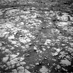 Nasa's Mars rover Curiosity acquired this image using its Right Navigation Camera on Sol 1999, at drive 2598, site number 68