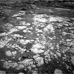 Nasa's Mars rover Curiosity acquired this image using its Right Navigation Camera on Sol 1999, at drive 2622, site number 68