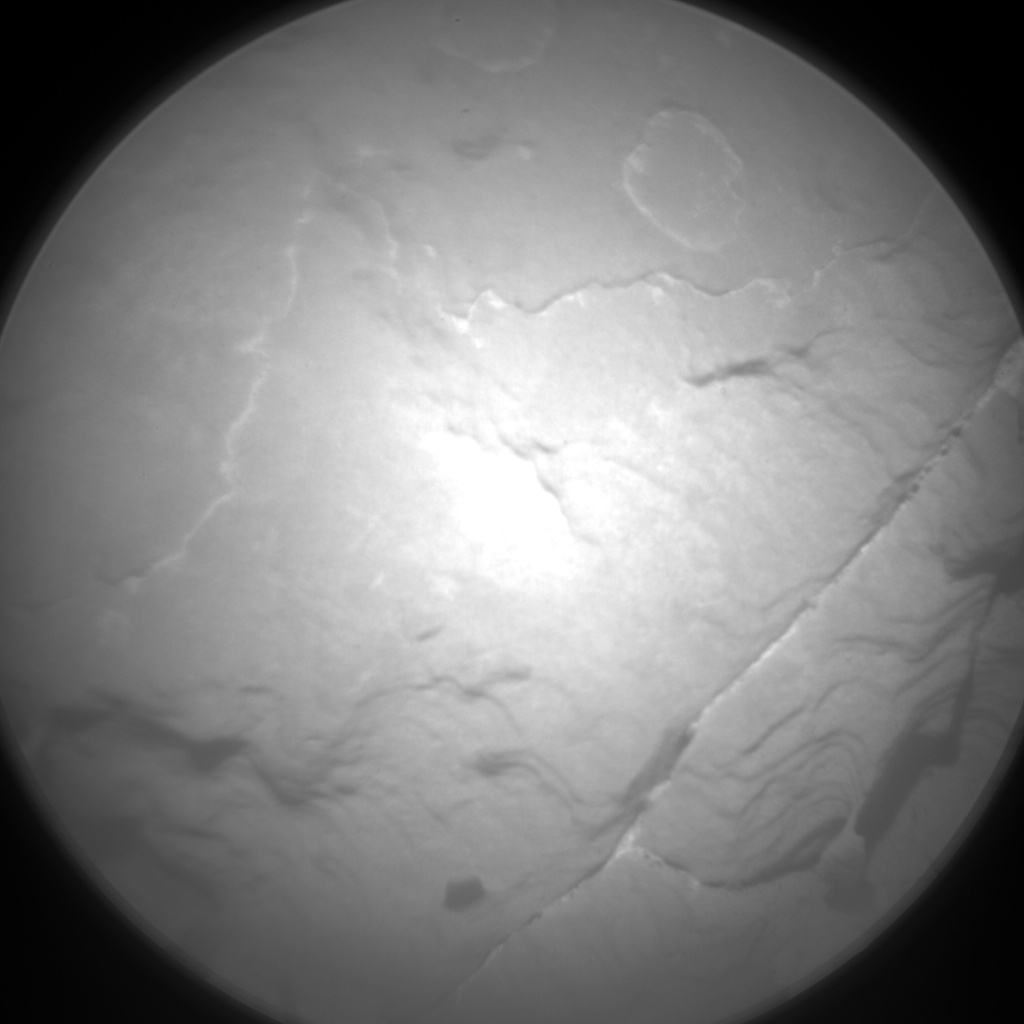 Nasa's Mars rover Curiosity acquired this image using its Chemistry & Camera (ChemCam) on Sol 2000, at drive 2626, site number 68