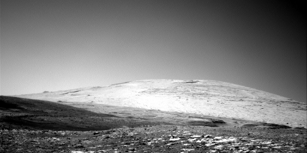 Nasa's Mars rover Curiosity acquired this image using its Right Navigation Camera on Sol 2000, at drive 2626, site number 68