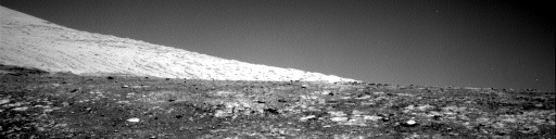 Nasa's Mars rover Curiosity acquired this image using its Right Navigation Camera on Sol 2002, at drive 2626, site number 68